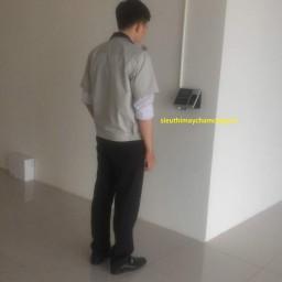 may cham cong khuon mat