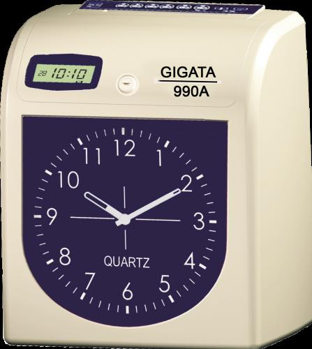 may cham cong GIGATA 990A