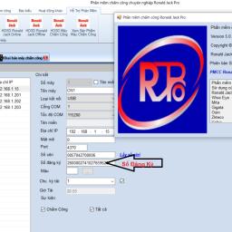 số đăng ký phần mềm ronald jack
